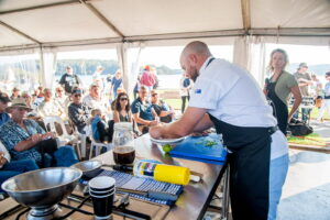 Narooma Oyster Festival - Cooking Demos