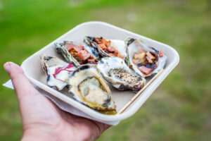 Narooma Oyster Festival - Oyster Bar