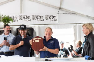 Narooma Oyster Festival - Shucking Competition